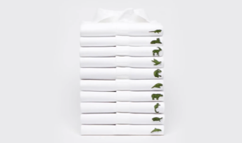 Lacoste collection save our species